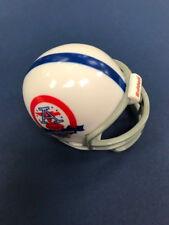 50th Anniversary Riddell Pocket Pro Helmet From AFL Throwback Set RARE