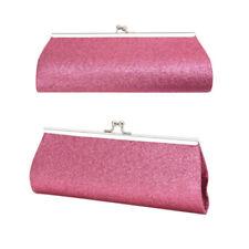 Women Glitter Sparkly Lady Evening Party Handbag Bridal Small Clutch Purse Bag