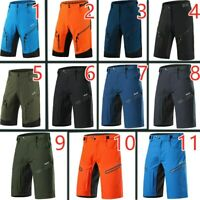 2020 Men's Cycling Shorts Loose Fit MTB Cycling Shorts Windproof and Waterproof