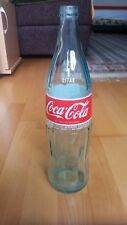Yugoslavia  Coca Cola bottle 1 litar liter Label ACL RARE
