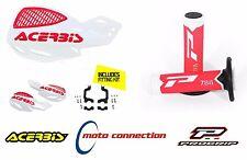 Acerbis Uniko Ventilado protectores & Progrip 788 Grips Honda CRF250 CRF450 CRF