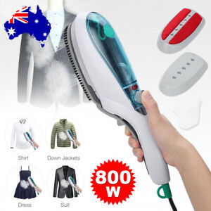 Professional Portable Steam Iron Garment Steamer Handheld Clothes Travel Home