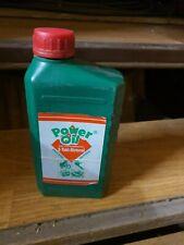 1 Liter 2-Takt Motorenöl Power Oil - Klassifikation siehe Bilder