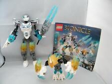 Lego Bionicle 71311 Kopaka & Melum Unity/Uniter Ice With Instructions and Box