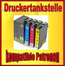 Multipack Druckerpatronen für Epson 27 Workforce WF-7620 7700 7710 7715 7720