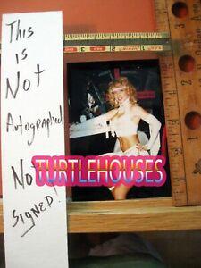 NINA HARTLEY  3X5 unsigned  RARE  ORIGINAL PHOTOGRAPH