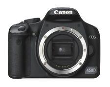 Canon EOS 450D/Rebel XSi 12.2MP Fotocamera Reflex Digitale-Nero (Solo Corpo) 1