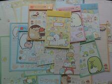 2016 Sumikko Gurashi Letter Set writing paper envelope kawaii san-x stationery