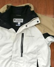 New Columbia Omnitech Waterproof Jacket Medium