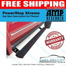 AMP PowerStep Xtreme 2017-2018 Ford F-350 Super Duty All Cabs 78235-01A Black