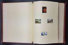 GB M&U Collection in Simplex Springback Album, KGVI On, Definitives & Regionals