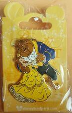 PIN Disneyland Paris BELLE & LA BETE / Beauty and the Beast OE