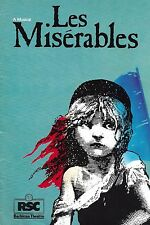 "Colm Wilkinson ""LES MISERABLES"" Patti LuPone / Michael Ball 1985 London Program"