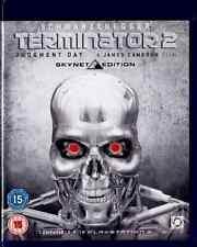 Terminator 2 Judgment Day Skynet Edition Blu-ray Arnold Schwarzenegger