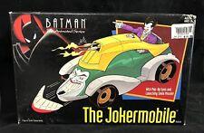 Kenner 1992 Batman: The Animated Series The Jokermobile NIP STILL SEALED!