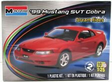 Revell Monogram 1999 Ford Mustang SVT Cobra Model Kit 1/25