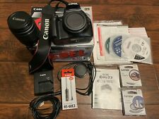 Canon EOS Rebel T3 12.2MP Digital SLR Camera Kit w/ EF-S 18-55mm IS II + EXTRAS