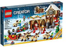 LEGO Weihnachtsmann aus Karton