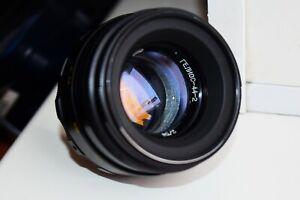 MMZ HELIOS 44-2 58mm f/2 Cyrillic USSR SLR lens BIOTAR COPY Zenit, Praktica M42