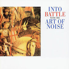 THE ART OF NOISE - INTO BATTLE WITH THE ART OF NOISE [EP] NEW CD