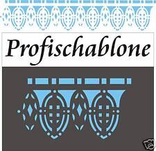 Schablone, Stupfschablone, Wandschablone, Malerschablone, Wanddekor, Küchenmotiv