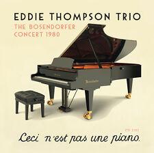 Eddie Thompson - Bosendorfer Concert 1980 [New CD] Digipack Packaging