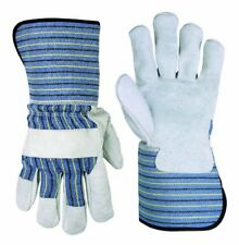 Clc 2048Xl Work Gloves Leather Palm 4.5 Inch Safety Cuff Extra Large