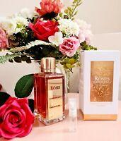 Maison Lancome Roses Berberanza EDP 3ml perfume sample spray atomiser 🌺 RARE