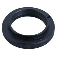 T-Mount Adapter for Nikon F Ai Camera Mount Lens Adapter Photography T Mount
