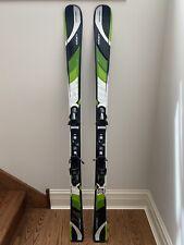 ELAN AMPHIBIO 78 Ti 168cm Skis w/ ELAN ELX 11 Bindings