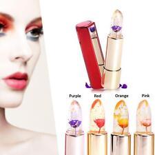 1pcs Kailijumei Jelly Lip Stick Flower Color Temperature Change Lipstick Lip X1