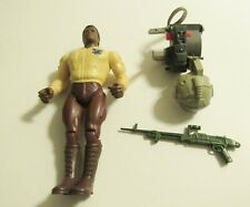 Coleco Rambo Turbo  Action Figure with Weapons