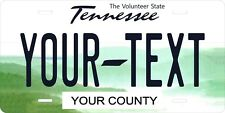 Tennessee 2006 Tag License Plate Personalized Auto Car Custom VEHICLE OR MOPED