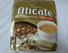 Alicafe 5 in 1 Coffee Tongkat Ali and Ginseng 20 Sachets x 20g Halal FREE Shippi