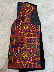 """Afghan Traditional Waistcoats.Approximately fits 29""""_36 inches chest"""