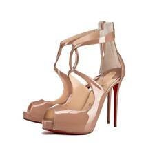 0b0bd3481b0 Christian Louboutin Zip Patent Leather Shoes for Women for sale | eBay