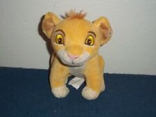 THE LION KING'S SIMBA PLUSH TOY - 8 INCHES TALL