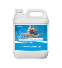 2kg Chlorine Granules - Swimming Pool Chemicals & Spa