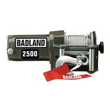 Badland 2500 lb. ATV/Utility Electric Winch with Wireless Remote