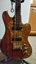 Custom short Scale electric bass guitar