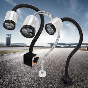 6W CNC Maschinenlampe Magnetische/fixed Base LED Arbeitsleuchte Flexibel Licht