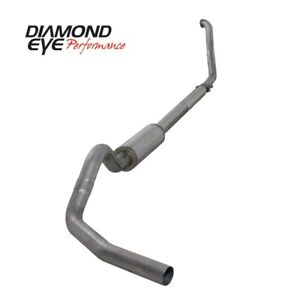 Diamond Eye Exhaust System Kit, 1994-1997.5 Ford 7.3L Powerstroke F250/F350 (All