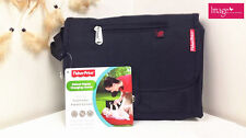 Fisher Nappy Changing Clutch Travel Diaper Bag Size 27x25cm