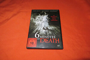 6 MINUTES OF DEATH / DVD / FSK 18