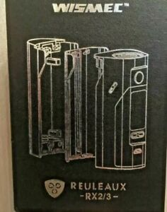Reuleaux Rx2/3 - Brand New Uk Stock Authentic With Scratch Code - Black