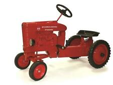 NEW McCormick W-4 Standard Wide Front Pedal Tractor W/Lights NIB! Made In USA!