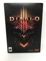 Diablo 3 Blizzard 2012 Game for PC Blizzard Entertainment M17+  Windows MAC
