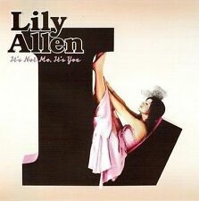 LILY ALLEN It's Not Me, It's You CD Album Regal REG 151CD 2009