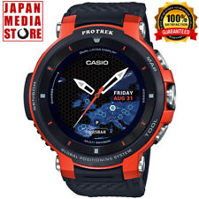 CASIO PRO TREK WSD-F30-RG Smart Outdoor Watch Android Wear Smartwatch GPS JAPAN