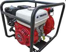 Honda Powered Twin Impellor Fire Fighting Pump-Genuine Honda Motor